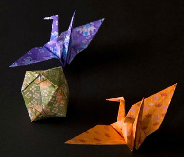 饺子折纸步骤图解