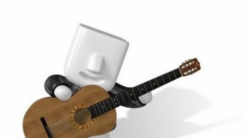 吉他教程易学通