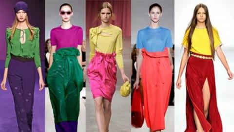 服装色彩搭配全解析