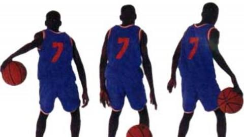 篮球运球练习