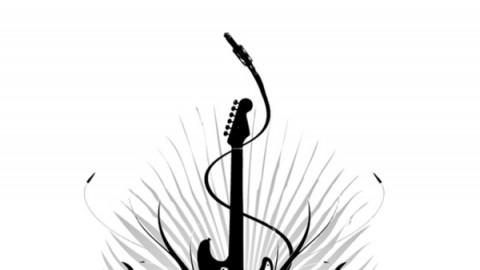 摇滚电吉他教学