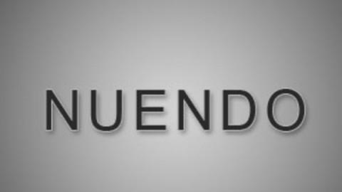 Nuendo 3 使用教程