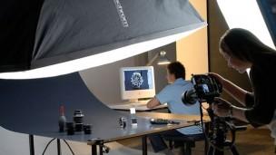 产品摄影及修片教程