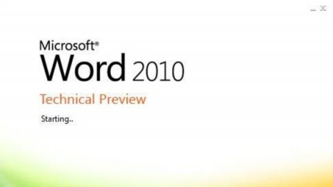 Word 2010视频教程