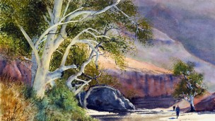 Joe Cartwright水彩风景绘画教学(英文)