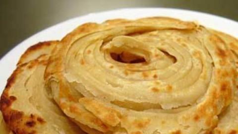 【商都】油饼的做法大全