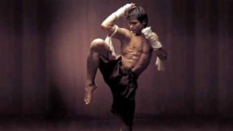泰国拳术格斗教学!!