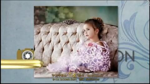 欧美儿童摄影摆姿与技巧教程