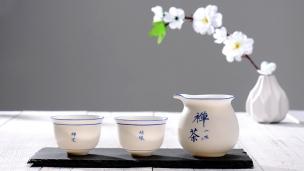 陶瓷茶杯场景意境拍摄教程淘宝产品摄影技巧