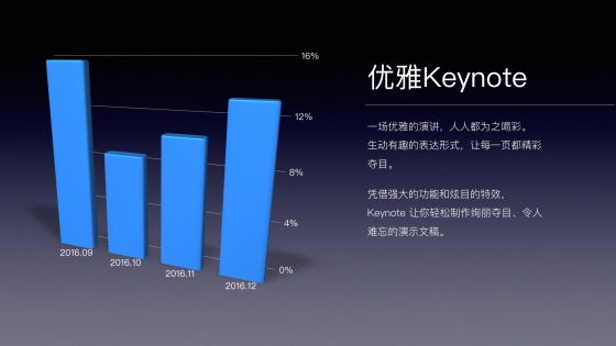 优雅Keynote