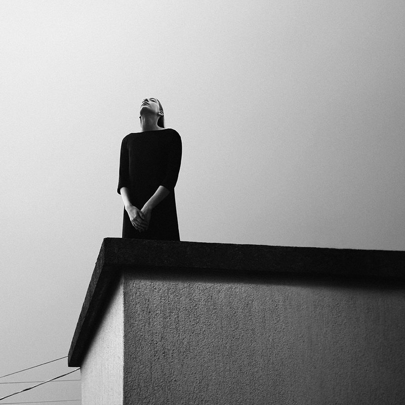 黑白与几何线条极简摄影-摄影公社小组-好知网