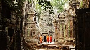 《原来这么拍》柬埔寨暹粒-第一季